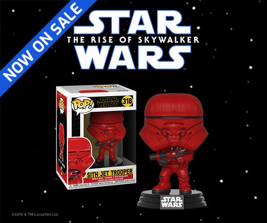 Star Wars: The Rise of Skywalker - Funko Pop! Sith Trooper