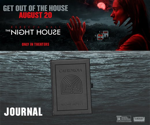 The Night House - Journal